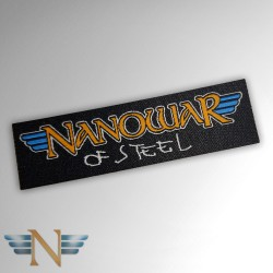 Toppa Logo Nanowar of Steel