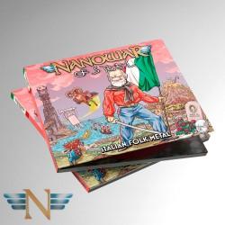 CD Nanowar - Italian Folk...